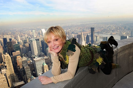 More Info for Announcing Livestream Q&A with Peter Pan's Cathy Rigby January 13