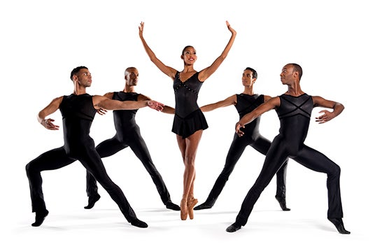 More Info for A Conversation with Dance Theatre of Harlem