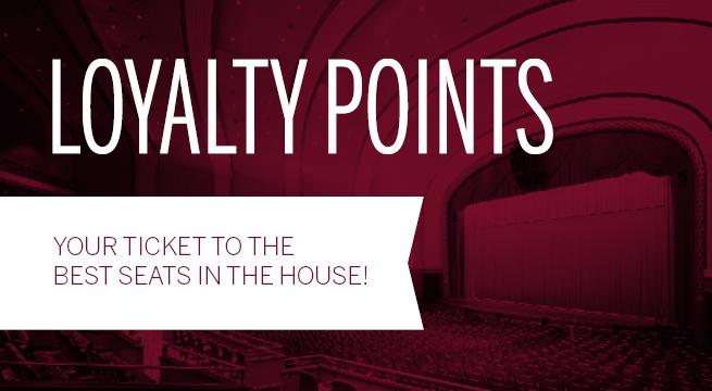 Iu Auditorium Loyalty Points