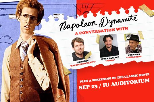 More Info for Napoleon Dynamite