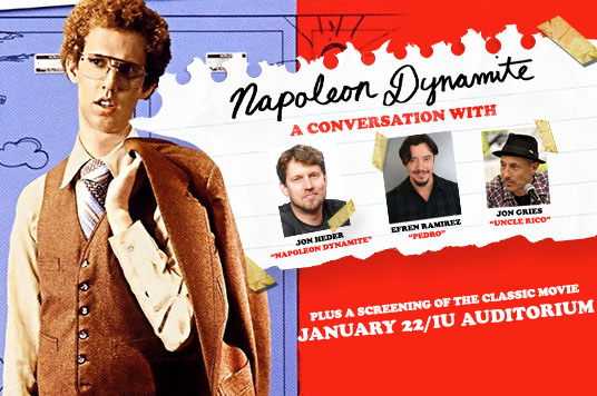 More Info for Napoleon Dynamite