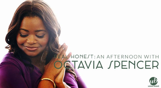 Real Honest An Afternoon With Octavia Spencer Indiana
