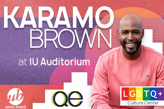 More Info for An Evening with Karamo Brown