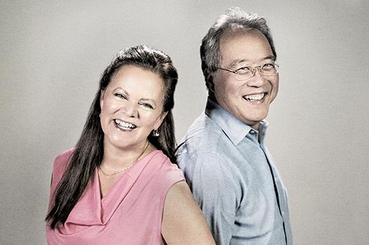 More Info for Yo-Yo Ma and Kathryn Stott
