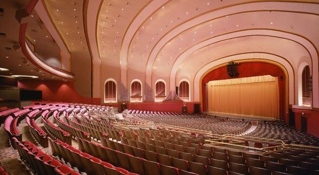 Venue Rental Amp Other Services Indiana University Auditorium
