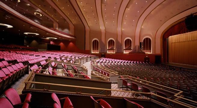 Theater Indiana University Auditorium